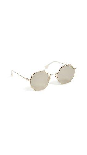 Fendi Women's Geometric Sunglasses