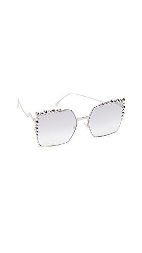 Fendi Women's Oversized Square Sunglasses