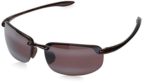 Maui Jim Ho'okipa Sunglasses-R407-10 Tortoise (Maui Rose Lens)-64mm