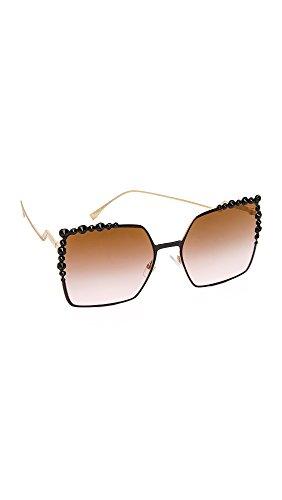 Fendi Women's Square Sunglasses