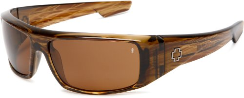 Spy Optic Men's Logan Wrap Sunglasses