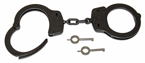 Smith & Wesson Model 100 Standard Chain Handcuffs Steel