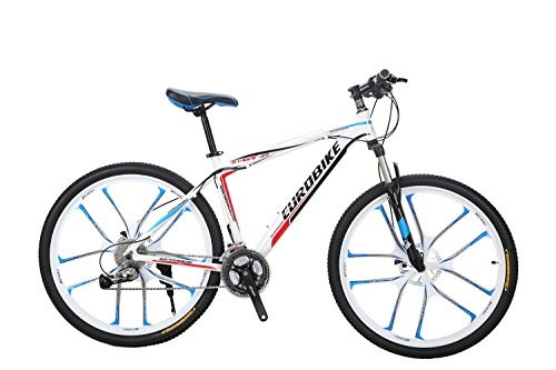 X1 GTR Aluminum Mountain Bike 27 Speed Shifting 27.5 Inches 10 Spoke Wheels Dual Disc Brake MTB Bicycle