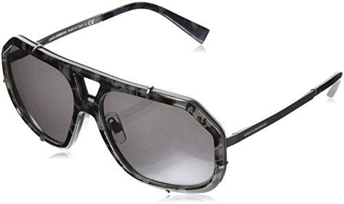 Dolce & Gabbana Men's Metal Man Sunglass 0DG2167 Aviator Sunglasses