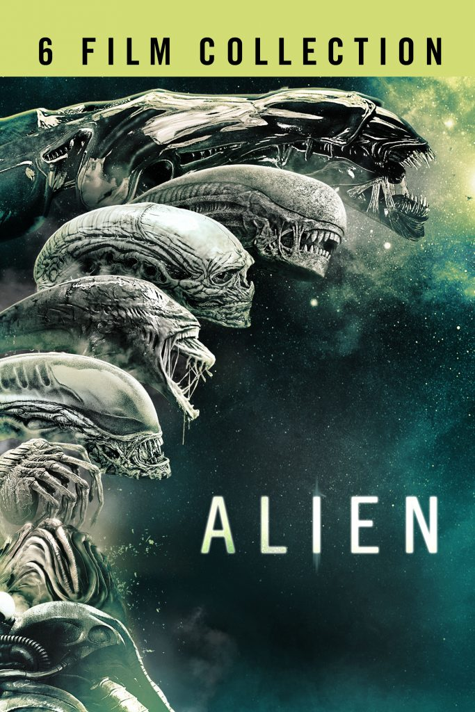 Movie Collection: Alien 6-Film Collection