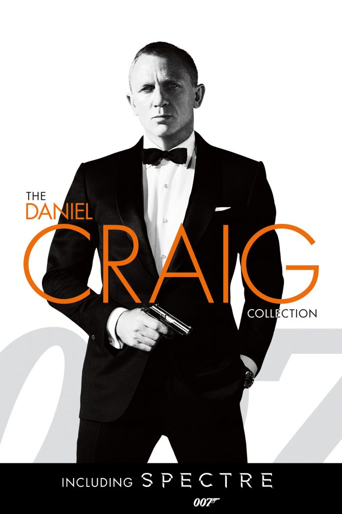 Movie Collection: The Daniel Craig Collection