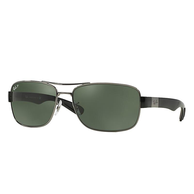 Ray-Ban Sunglasses – Ray-Ban Rb3522 Gunmetal